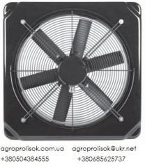 Осевые вентиляторы Deltafan 355/R/3-6/35/230...