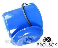 Drinking bowl capacity for pigs of 15 l
