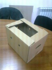 Box for apples