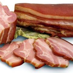 Hydrolyzate with taste of bacon: Ukraine,