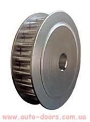Шкив / ролик металлический для двигателя приводов