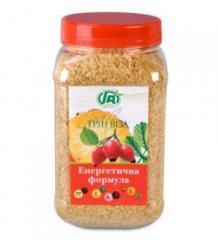 Зародыши пшеницы Энергетическая формула с...