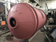 The dryer drum to ABM 0,65 for spill, a tyrsa,