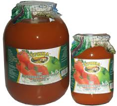 Juice carrot and apple, wholesale