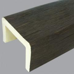Деревянная балка из липы 120*70 мм