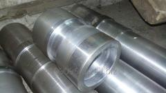 Turning and milling works of ChPU