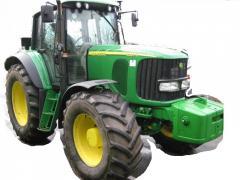 Колестный трактор JOHN DEERE 6920 S