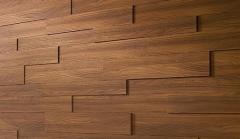 Настенные панно и 3D плитка из дерева