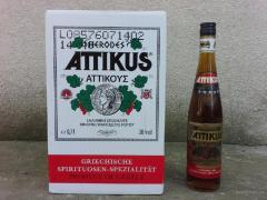 "Коньяк ""ATTICUS 5*"" 2л"
