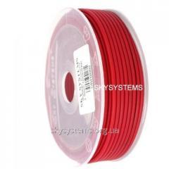 3,0 мм, Каучуковый шнур | Красный (Италия)