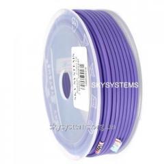 3,0 мм, Каучуковый шнур | Фиолетовый (Италия)