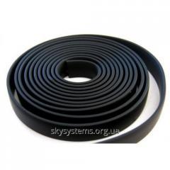 8,0 x 2,0 мм Прямоугольный каучук