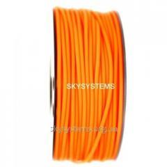 3,0 мм, Каучуковый шнур | Оранжевый (Италия)