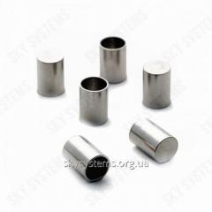 5 мм концевик - заглушка из стали | v1011