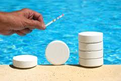 Химикали за басейни