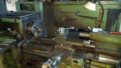 16К20 Machines are turning and screw-cutting, RMTs of 700 mm