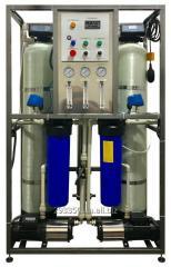 Комплекс очистки воды с обратным осмосом Aqualux RO1-2G-2N-250L