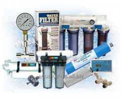 Фильтры для воды бытовые и промышленные, недорого