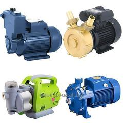 Centrifugal pumps for water industrial and