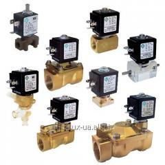 Electromagnetic ODE valves (Italy)