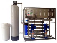 Промышленная установка дистилляции Aqualux RO9-1G-750l