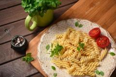 Pasta of Spiralki of 5 kg