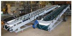 Conveyors tape inclined planes, Strommashin's