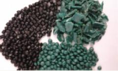 Полиэтилен низкого давления гранулированный (ПНД