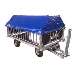 Багажний візок ТГ-2000-04