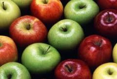 Яблоки натуральные