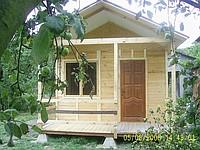 Коттеджи деревянные, дачные , летние, садовые,
