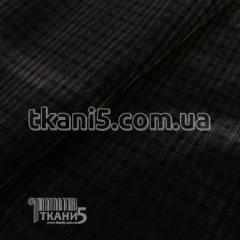 Fabric Zamsh obivochny (black) 7128