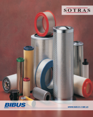 Oil and SOTRAS air filters (Italy)