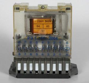Реле электромагнитные  серии РЭ-1