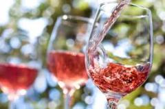 Виноматериал столовый сухой розовый