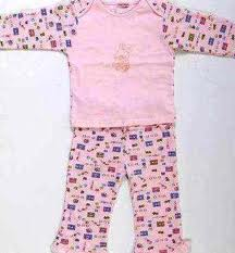 Пижамы детские, детское белье