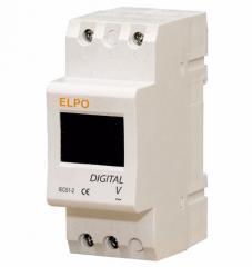 Цифровые индикаторы тока и напряжения EL-DI/EL-DU