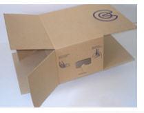 Гофроупаковка промышленная, Житомирский картонный