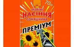 Семена подсолнечника жареные