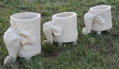 Ceramic weight to buy MKF-3 of Shamotirovannaya,