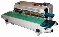 Desktop conveyor svarivatel of the film of DBF-900