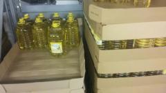 RBD vegetable oil with Antifoam