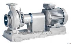 Pump AXE 40-25-160 A-55
