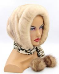 Fur scarves