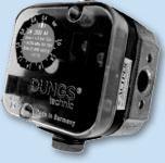 Датчики-реле давления DUNGS на газ/воздух серии
