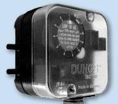 Датчики-реле давления DUNGS дифференциальные на