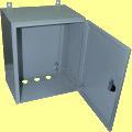 Щиты и шкафы металлические с монтажными панелями