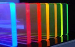 Акриловые листы декоративного пластика PLEXIGLAS