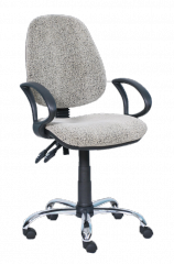 Easy office chairs Orchid