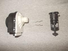 Клапан трехходовой в комплекте с электроприводом